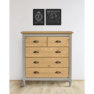 Lindenfield 5 Drawer Chest By August Grove
