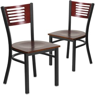 Affordable Britni Solid Wood Dining Chair (Set of 2) by Red Barrel Studio Reviews (2019) & Buyer's Guide