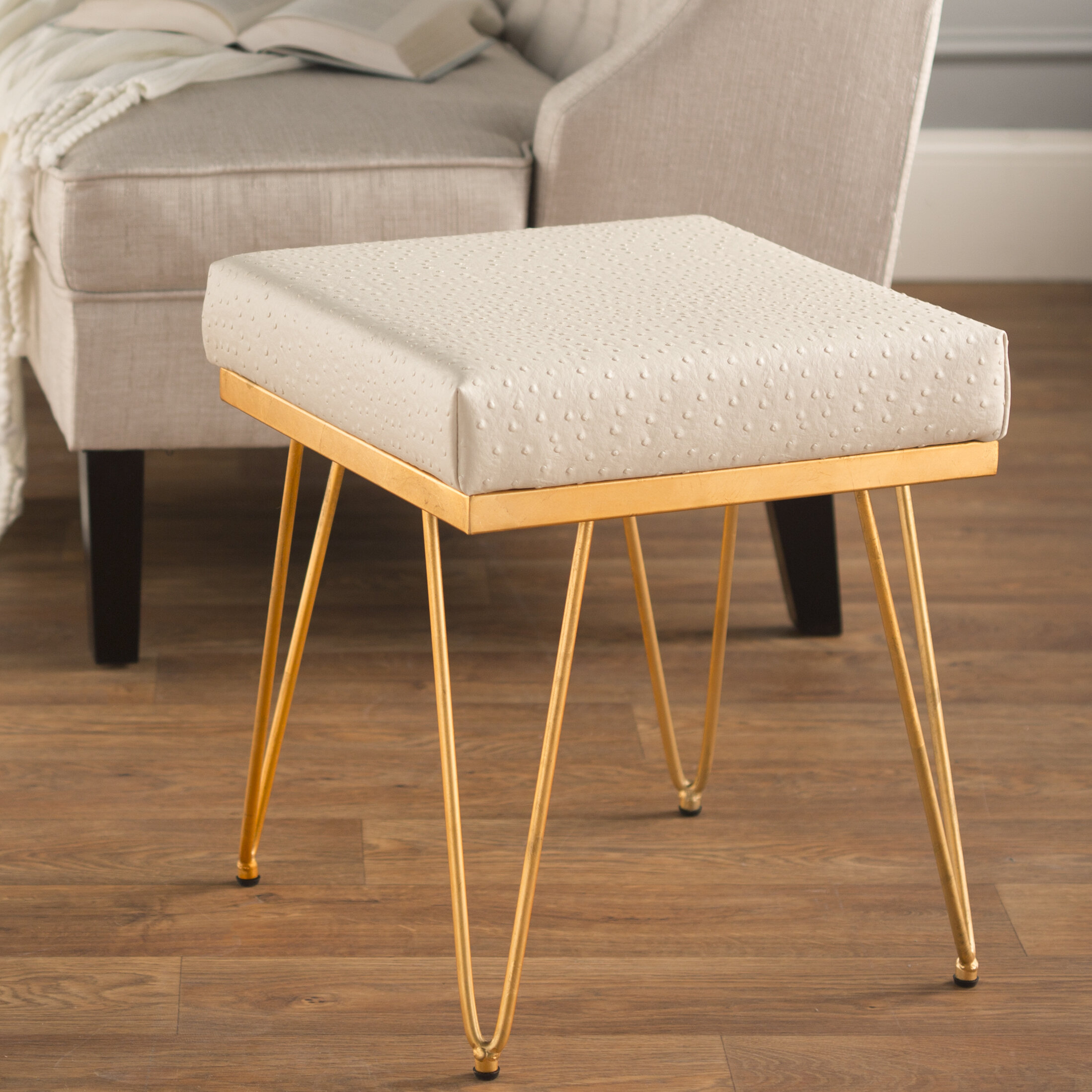 Nash Square Side Table Accent Stools Wayfair