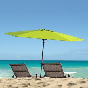 Beachcrest Home Smithmill 7.5' Beach Umbrella