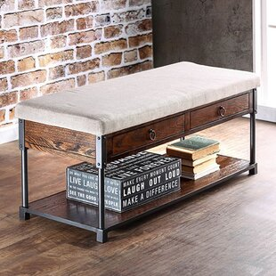 Compare & Buy Celestine Industrial Design Bench By 17 Stories
