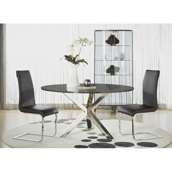 Awesome Orren Ellis Arche Sleek Dining Table | Wayfair