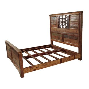 Ashima Queen Platform Bed by World Menagerie