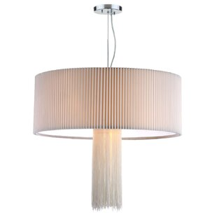 Darby Home Co Thorson Drum Pendant
