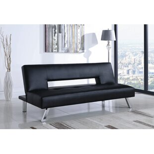 Engstrom Upholstered Tufted Seat Sleeper by Ebern Designs