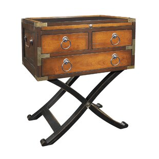 Authentic Models Bombay Box End Table