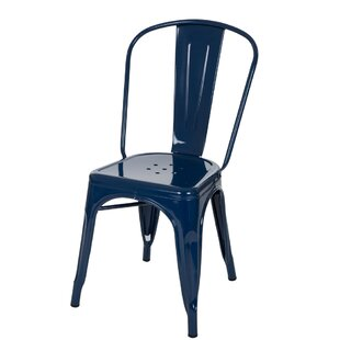 Glitzhome Vintage Side Chair (Set of 4)