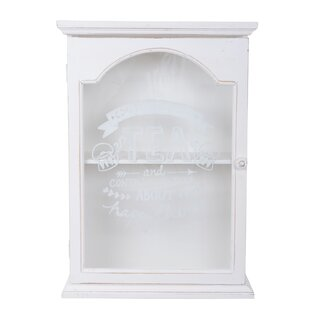 Giancarlo Wall Mounted Curio Cabinet By Brambly Cottage