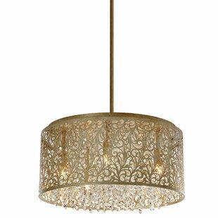 Willa Arlo Interiors Fauna 8-Light Chandelier