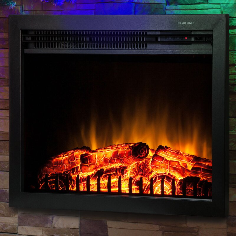Electric Fireplace Freestanding Part - 16: AKDY Freestanding Electric Fireplace Insert U0026 Reviews | Wayfair