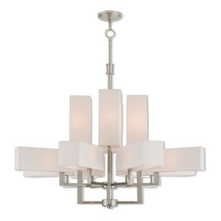 Bigham Shaded Chandelier