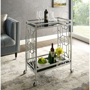 Jaxen Serving Bar Cart by ..