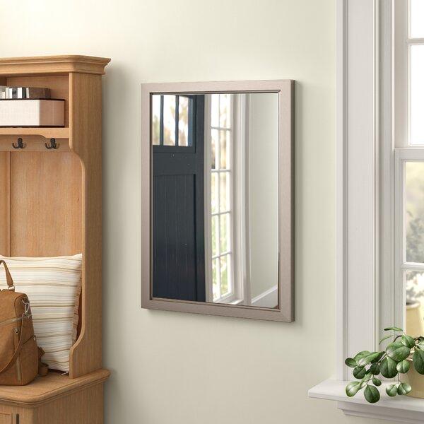 Polished Nickel Mirror Wayfair