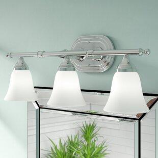 Charlton Home Breese 3-Light Vanity Light