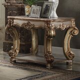 Welles Traditional End Table by Astoria Grand