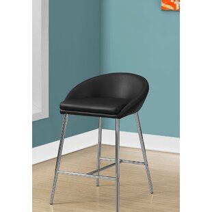 Crichton 30 Bar Stool (Set of 2) George Oliver