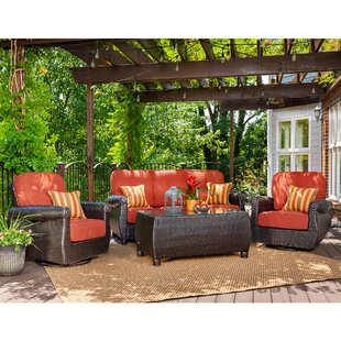 Breckenridge Deep Sunbrella Seating Group with Cushions