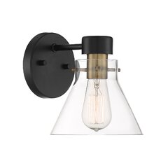 Matte Black Mercer41 Bathroom Vanity Lighting You Ll Love In 2021 Wayfair