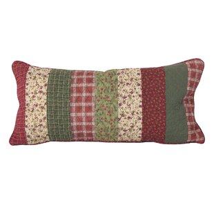 Cater 100% Cotton Throw Pillow