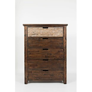 Loon Peak Rotterdam 5 Drawer Accent Chest
