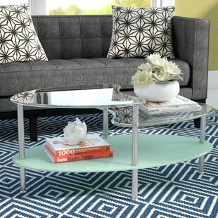 Hegarty Two Tier Coffee Table by Wrought ..