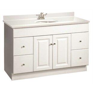 Wyndham 48 Bathroom Vanity Base by Design House