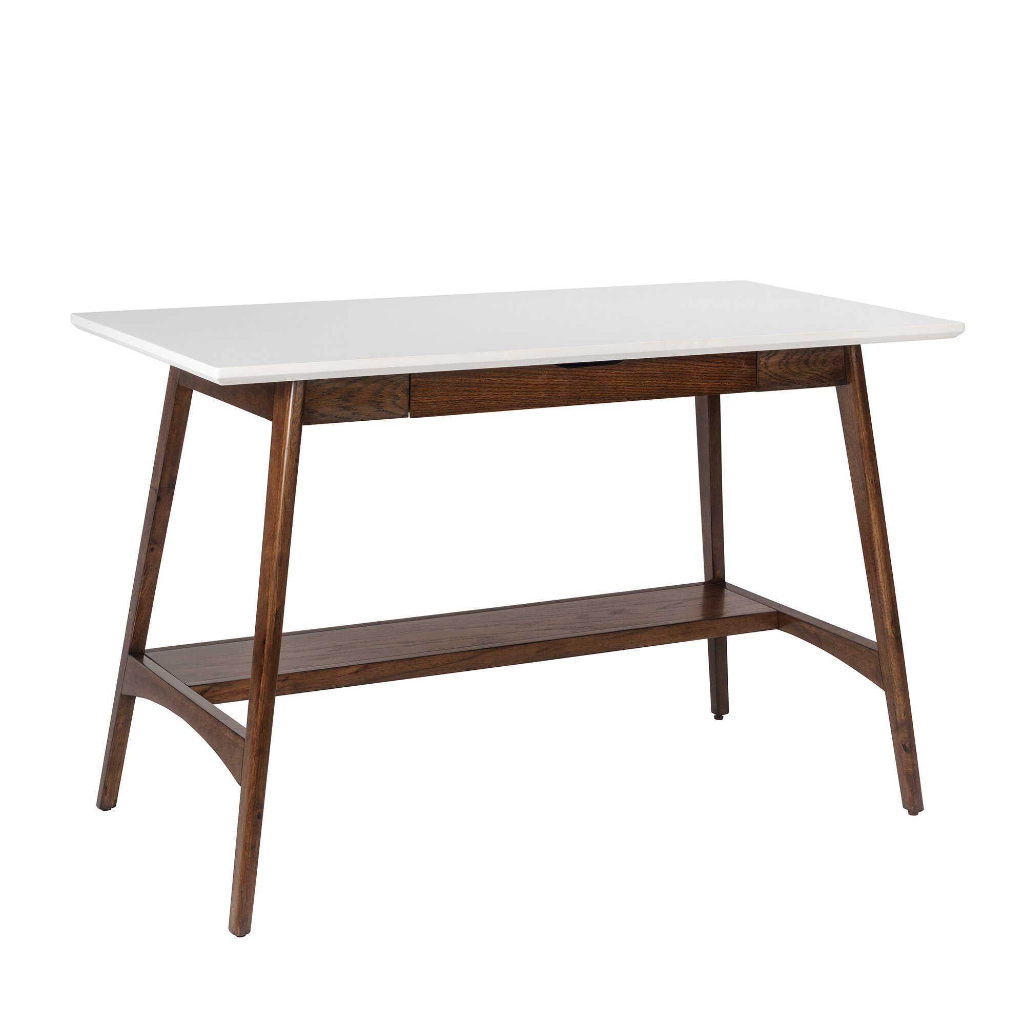 Image of: Mid Century Modern Writing Desks You Ll Love In 2020 Wayfair