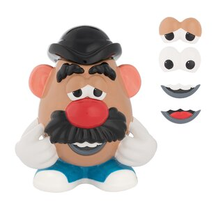 Mr.Potato Head Limited Edition Sculpted Ceramic Cookie Jar