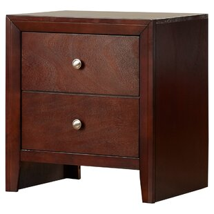 Jara 2 Drawer Nightstand