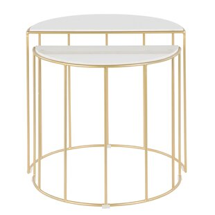 Lystra 2 Piece Nesting Tables