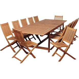 Brighton 13 Piece Dining Set