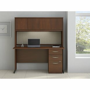 Price comparison Series C Elite 2 Piece Desk Office Suite By Bush Business Furniture