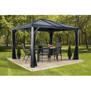 Ventura Aluminum Patio Gazebo by Sojag