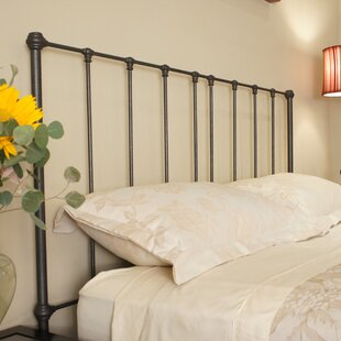 Benicia Foundry and Iron Works Edmonton Slat Headboard