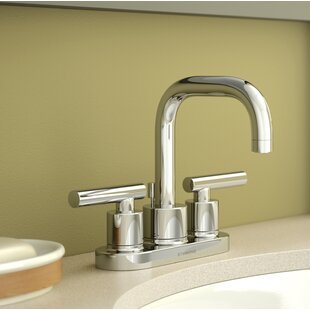 Symmons Dia Centerset Bathroom Faucet with D..