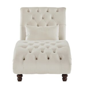 Sagebrush Tufted Chaise Lounge