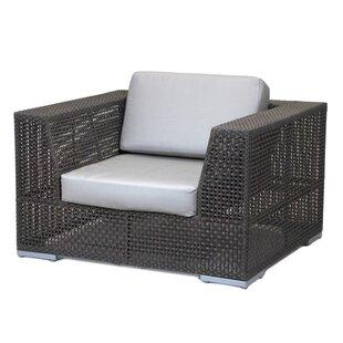 Hospitality Rattan Soho Patio Chair with ..