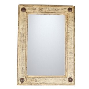 Shabby Rustic Accent Mirror By My Amigos Imports
