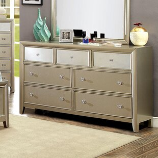 A&J Homes Studio Ashmont 7 Drawer Dresser