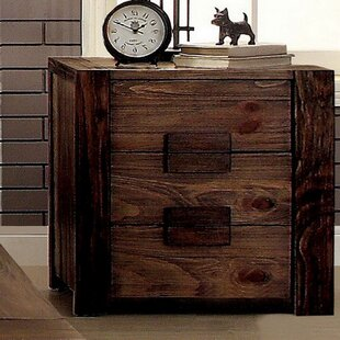 Delyth 3 Drawer Nightstand