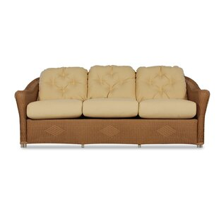 Lloyd Flanders Reflections Patio Sofa with Cushions