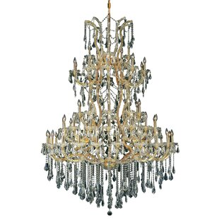 House of Hampton Regina 61-Light Candle Style Chandelier