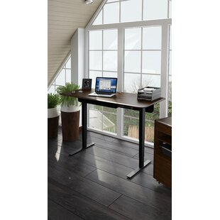 Sola Adjustable Solid Wood Standing Desk