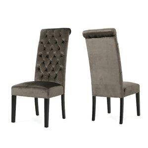 Petersburg Upholstered Dining Chair (Set of 2) by Darby Home Co