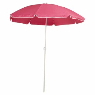 Calders 1.4m Beach Parasol By 17 Stories