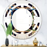 Mirror On A Chain Wayfair