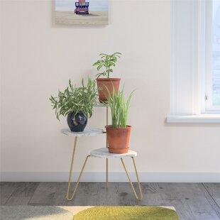 Athena Free Form Multi-Tiered Plant Stand by Novogratz