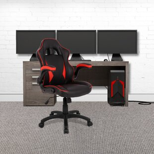 Anabella Ergonomic Gaming Chair By Mercury Row
