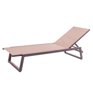 Tudor Reclining Sun Lounger By Sol 72 Outdoor
