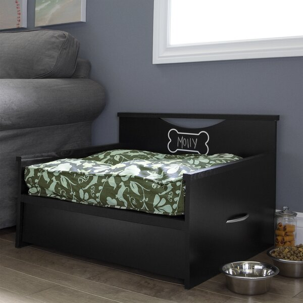 South S Step One Dog Bed With Storage Cushion Cover Reviews Wayfair